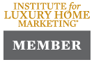 Institute for Luxury Home Marketing Member
